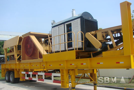 Combined Crushing Plant gallery