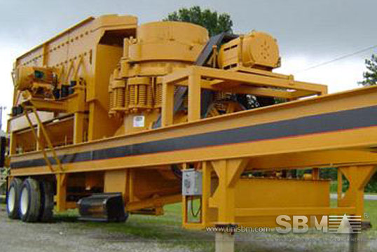 Combined Crushing Plant picture center