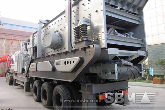 Portable Cone Crusher gallery