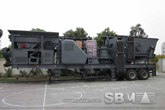 Portable Cone Crusher pic