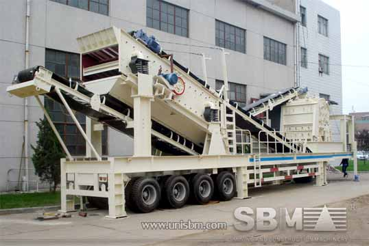 Portable Impact Crusher photo