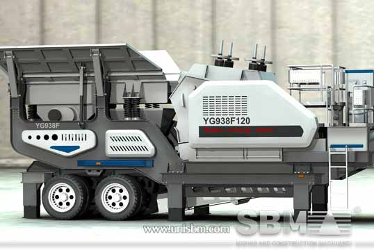 Portable Impact Crusher imgs