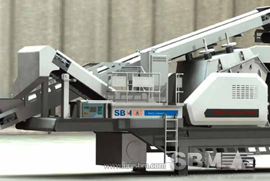 Portable Impact Crusher gallery