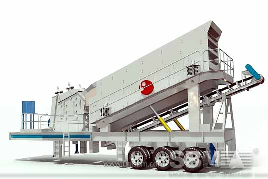 Portable Impact Crusher spot