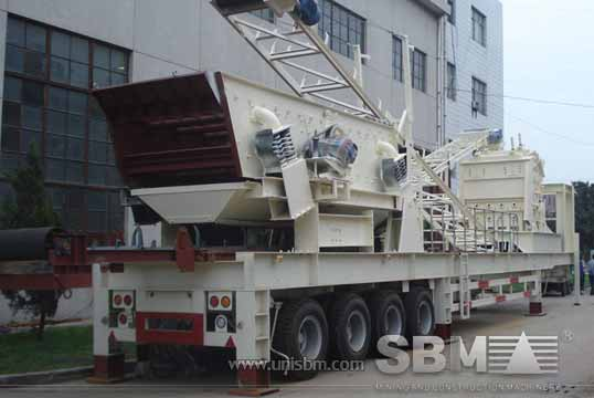 Portable Impact Crusher details
