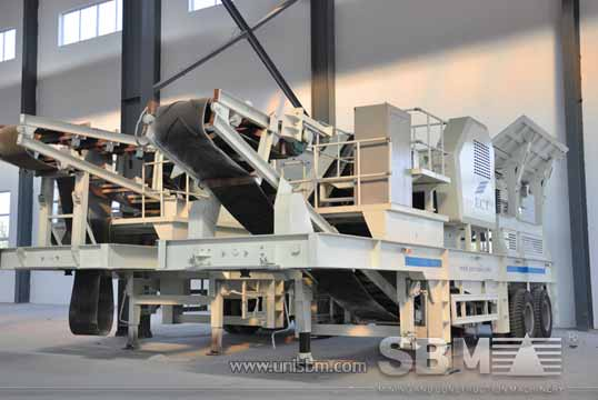 Portable Jaw Crusher photo