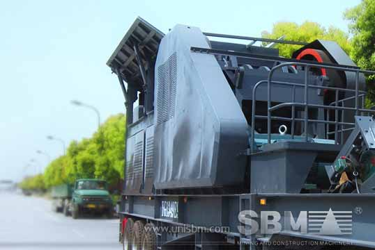 Portable Jaw Crusher gallery