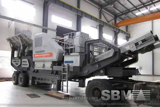 Portable Jaw Crusher pic