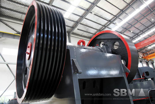 Jaw crusher machine pictures