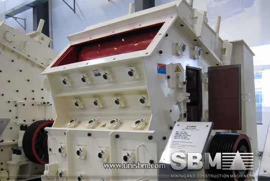 PF Impact crusher gallery