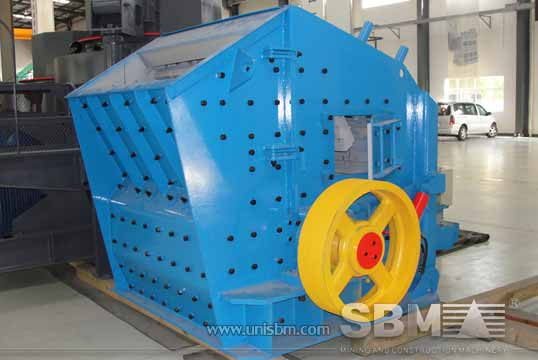 PFW Impact crusher for sale