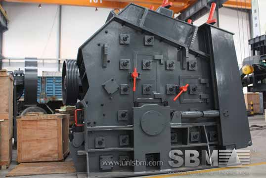 PFW Impact crushing equipment pictures