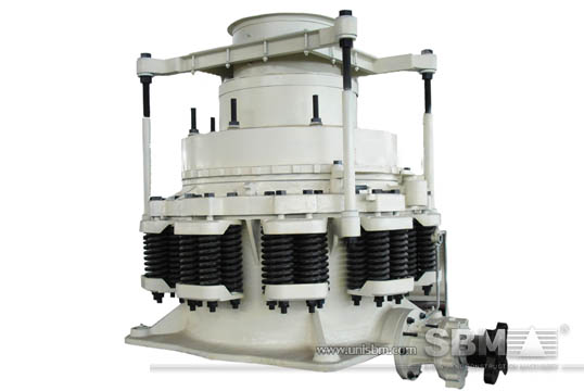 Spring cone crusher machine pictures