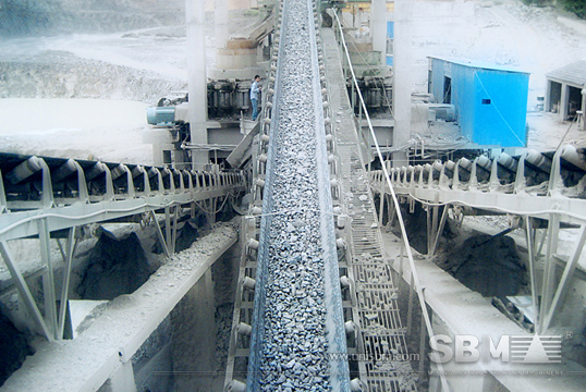 belt conveyor 7
