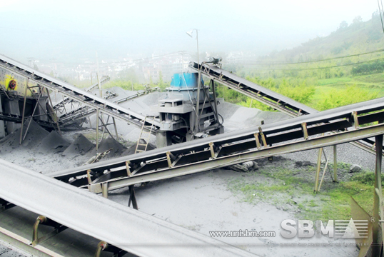 belt conveyor 8