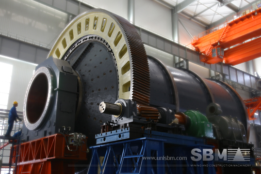 ball mill gallery