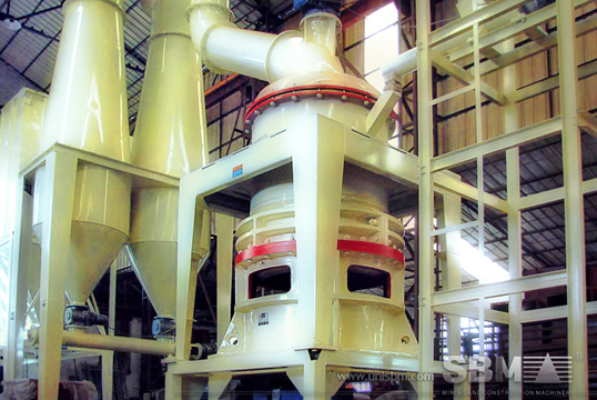 SCM ultrafine mill