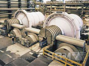 ball mill for milling coal project