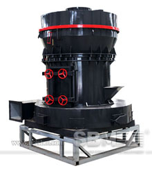 MTM series iron ore grinding mill