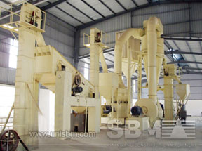 mtm trapezium mill for powder production line