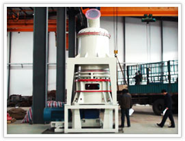 hard minerals grinding plant