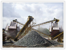 quartz sand aggregate production line