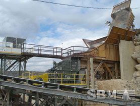 dolomite crushing machine
