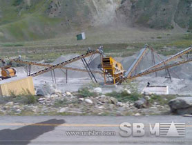 talc crushing plant