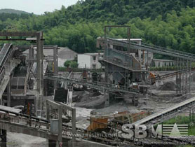 bauxite crushing plant