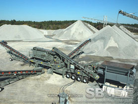 basalt crushing plant