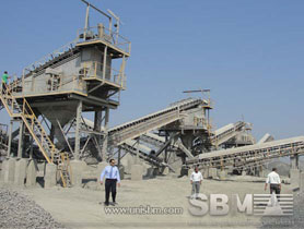 basalt screening plant