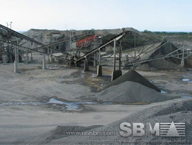 sandstone crushing machine