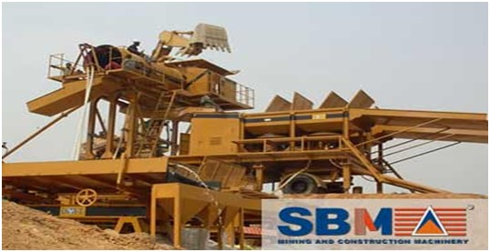 small scale gold mining equipment