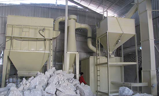 Dolomite Powder Manufacturing Process in Tanzania